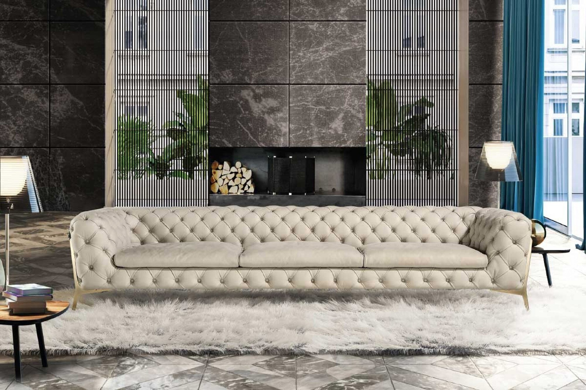 Sofa Belle Epoque Calia Italia
